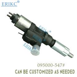 Les injecteurs de gazole Denso 095000-5471 Erikc 0950005471 095000 5471 Injection à rampe commune Isuzu 8-97329703-1 pour N-Series