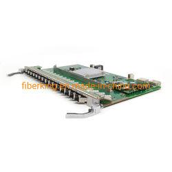 Scheda di Gpon delle porte di Huawei Gphf H901gphf 16 con 16 moduli Ma5800 Olt Gphf di PCS C+