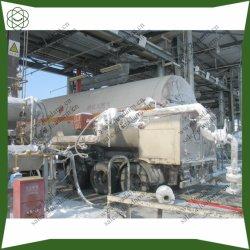 Tierra de tanques cisterna Camión Brazo de carga (distribuidores)