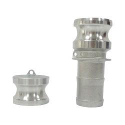 Varie de type en acier inoxydable 304/316 rapide de la connexion d'accouplement rapide