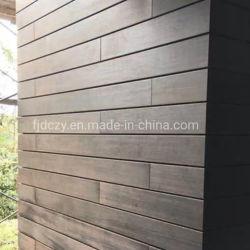 Vuurvaste buitenkant Bouwmaterialen Hout Bamboo Wall Decoratieve Panel