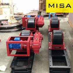 Saldatura di registrazione del bullone che gira l'azionamento 0.1 -1 m./velocità minima del motore dell'invertitore del Rolls della rotella
