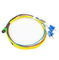 Psg MPO pour LC/SC/FC/St Ensembles de câbles de sortie du ventilateur du PSG Cordon de raccordement à fibre optique