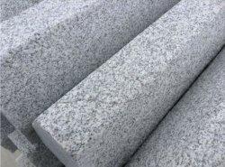 Chinesischer natürlicher hellgrauer Stein-Bordstein des Granit-G602/G603