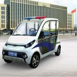 4 сидений с электроприводом полиции багги для игры в гольф