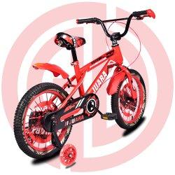 Estrutura de aço estilo fresco Kids Aluguer de Bicicleta para viagem de bebé