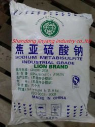 El sodio Metabisulphite con precio de fabricación