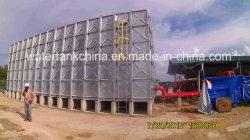 30000 литров Модульная прямоугольная система хранения воды с горячим цинкованием DIP Бак ISO9001 HDG