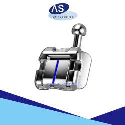 В производстве оборудования ортодонтические пассивный самоуправления Ligating высокое качество кронштейны 2g