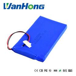 11,1V Bateria Li-ion 325080pl 1400mAh bateria de polímero de lítio com MSDS