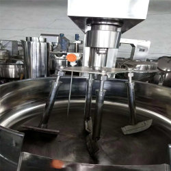 Caldaia rivestita del vapore elettrico industriale che cucina POT per l'ostruzione della salsa