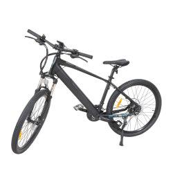 26pouces Vélo de montagne disque queue électrique avec la suspension de la fourche avant