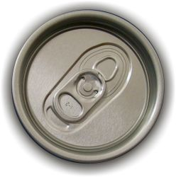 Eoe einfache geöffnete Kappen für Aluminiumdose für Getränkeverpackung
