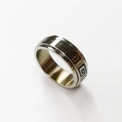 Mecanizado CNC parte nuevo anillo de la moda