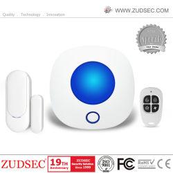 Sécurité antivol alarme intrusion sans fil pour Villa/Home/chambre