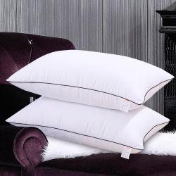 Collections de l'hôtel 100% coton confortable microfibre de polyester et de l'oreiller de soutien