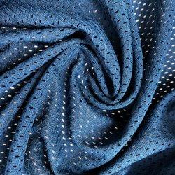 China 100% Tecido de poliéster de fábrica de tecido de malha aerada de circulação de tecido de malha elíptica de malha elástica grande sala equipamento material e saco de malha de brinquedo Mesh