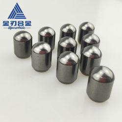 球形の炭化タングステンボタンをあけるYk20 Od10*15mm鉱山