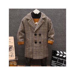 2020 Printemps Automne vestes pour les filles enduire veste pour les enfants Les enfants vêtements Parka de fille