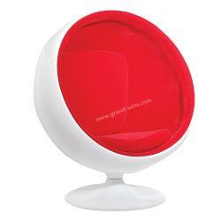 Comercio al por mayor diseñador Eero Aarnio huevo Pod Silla Bola de fibra de vidrio.