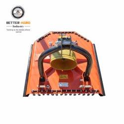 18-30HP Parte Trasera del Tractor 3 puntos de la segadora rotativa acolchados