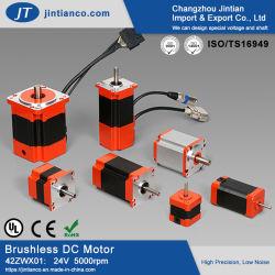 42mm 52mm 54mm 62mm 76mm 80mm 130mm elétrica de alta potência com travão eléctrico ou sem escovas do motor de engrenagem DC da escova do motor Motor BLDC Automóvel