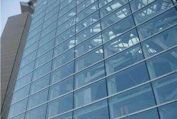 En aluminium poudré de profils pour Windows/portes/murs-rideaux
