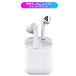 Nouveau produit 2019 Véritable casque stéréo sans fil I12 Tws écouteurs