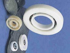 プラスチックはCauteryのプラスチックベアリングにベアリング耐える