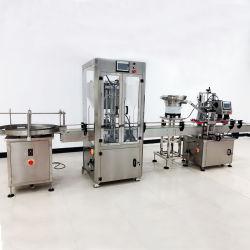 自動装飾的な食糧および薬学の液体のローションののりの充填機