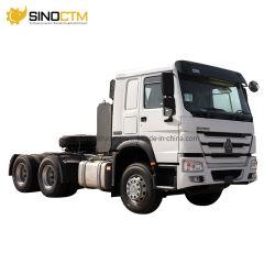 熱い価格の中国Sinotruk HOWO 6X4 41-50t LHD Rhdのトラクターのトラック新しいのためのそして使用される