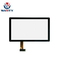 Wanty Points 21,5 pouces personnalisé Multi G+G USB P-CAP Cap-d'écran tactile TFT LCD Affichage en plein air industriel Projective panneau tactile capacitif