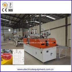 Macchina avvolgitrice d'avvolgimento e del PLC della costruzione del collegare automatico del cavo