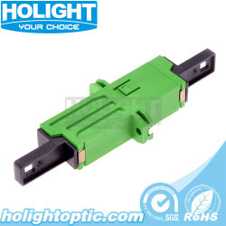 Plastic Vezel Optische Simplex Singlemode E2000 Lsh/APC aan Adapter Lsh/APC