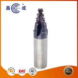 固体炭化物の標準外カスタマイズされたプロフィールの製粉カッター