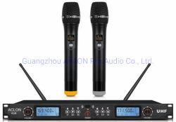 Equipamento de conferência de áudio profissional Sistema de Microfone Sem Fios UHF Digital