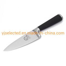 6 Zoll-scharfer Küche-Chef-Messer-Edelstahl, der Messer kocht