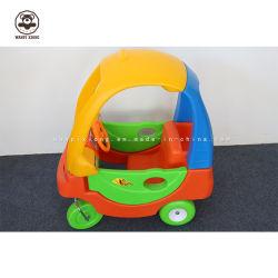 Neue Kind-Plastikspielzeug-Autos, Jungen und Mädchen, Spielzeug-Autos der Prinzessin-Car Manual Driving Plastic