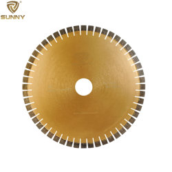 Diamant de 350mm/400mm A Vu le Disque, le Disque de Découpage de Diamant, Disque de Diamant pour la Pierre de Marbre de Granit (SN-35)