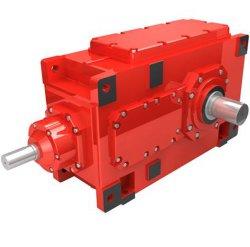 Scatola ingranaggi elicoidale smussata industriale del riduttore dell'attrezzo, unità dell'attrezzo, riduttore di velocità, commutatore di velocità