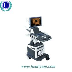 医療機器3D 4Dのトロリーカラードップラーデジタル超音波(HUC-600P)