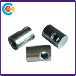 Noce non standard Nuts della mobilia Nuts del acciaio al carbonio