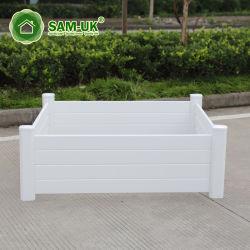 4'x8' 세미 프라이버시 비닐 Lattice Fence 정원