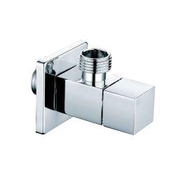 El mejor fabricante de venta de Grifo de latón cromado de la válvula de ángulo