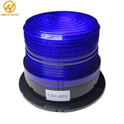 A segurança rodoviária Testemunho LED indução de infravermelhos a lâmpada de aviso de Bateria da Luz de Advertência