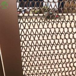 На заводе Пользовательская сетка металлические Sunscreens Cable-Rod архитектуры