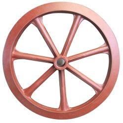 農作物鋳造リング、鋳鉄、パッカーリング、ブレーカリンガー、クロススキルリング