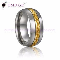CNC van het gouden Plateren de Ringen van het Carbide van het Wolfram van de Optocht