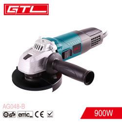 900W 115 мм/125 мм Высококачественные портативные электрическая шлифовальная машинка