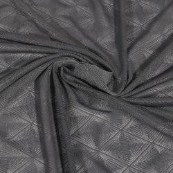 83% de nylon 17% de spandex Translucent Fan Trellis Jacquard para tecido antidesgaste e Sutiã
